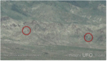 Two UFOs in Arizona Towards Area 51