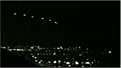 The Phoenix Lights UFO Phenomenon
