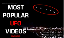 most popular ufo videos compilation