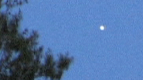 UFO Orb Captured Over Wilmington,NC